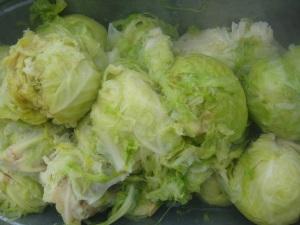 Можно ли замораживать нашинкованную белокочанную капусту